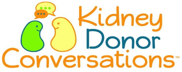 Kidney Donor Conversations logo