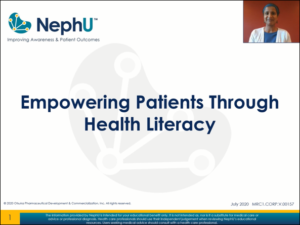 Empowering Patients Through Health Literacy
