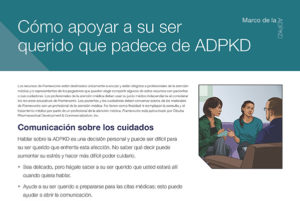 Supporting Your Loved One With ADPKD (Spanish)