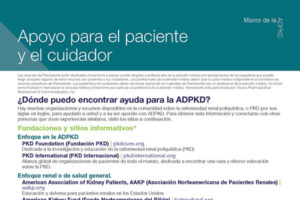 Where Can I Find Help For ADPKD? (Spanish)