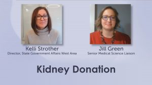 National Donate Life Month: Jill Green & Kelli Strother's Heroic Stories